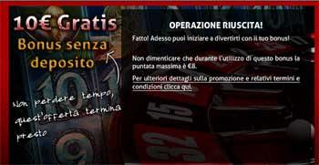 Casino bonus senza deposito 2012 red cliff casino