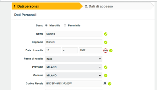 betfair casino registrazione