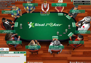 sisal poker recensione cash game