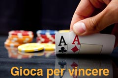 strategia poker online